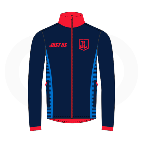 Just Us League Warmup Jacket