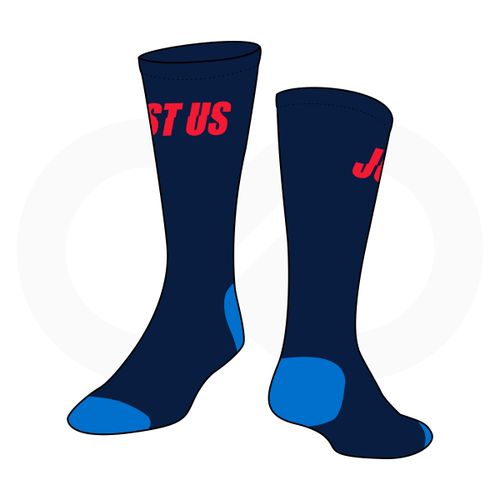 Just Us League Socks Option 2