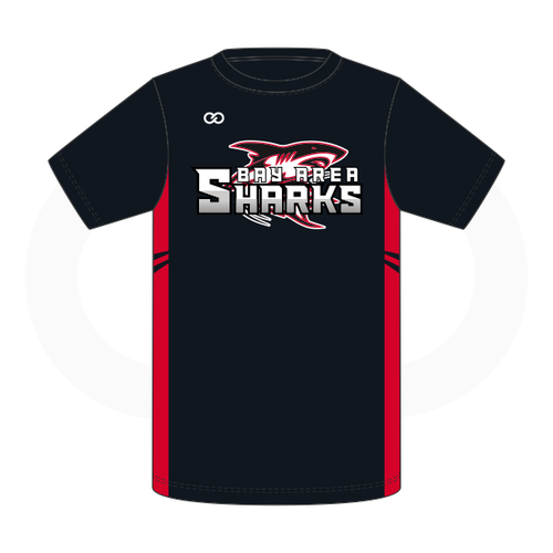 Club One Bay Area Sharks Shooting Shirt