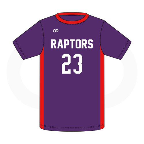 Club One Raptors Shooting Shirt