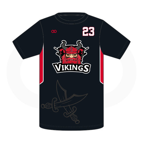 Club One Vikings Shooting Shirt