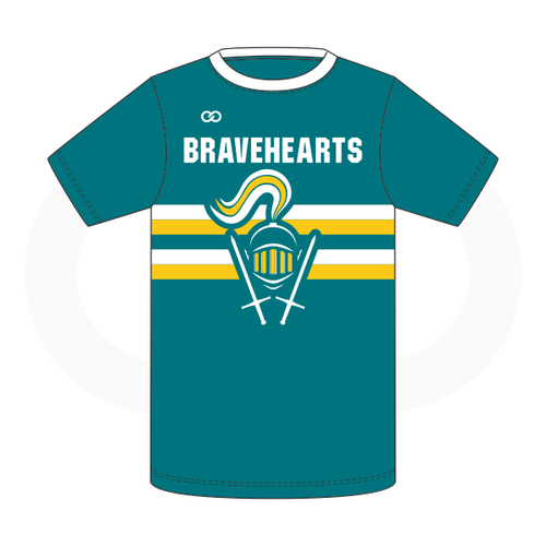 Club One Bravehearts Shooting Shirt
