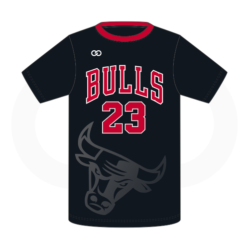 Club One Bulls Shooting Shirt