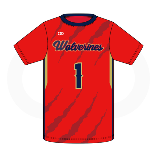 Club One Wolverines Shooting Shirt