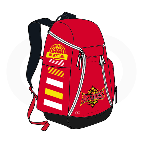 Club One Aztecs Basketball Backpack