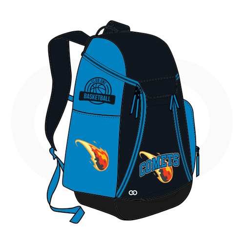 Club One Comets Basketball Backpack