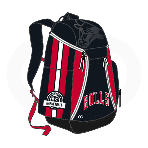 Club One Bulls Basketball Backpack