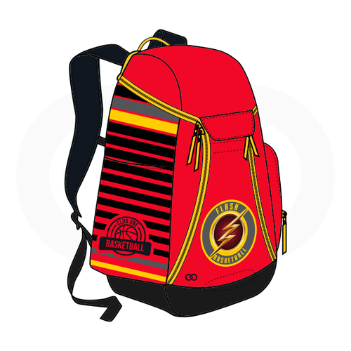 Club One Flash Basketball Backpack
