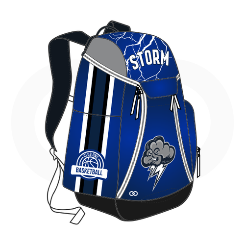 Club One Storm Basketball Backpack