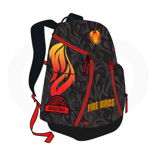 Club One Vulcans Basketball Backpack