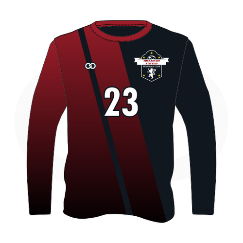 Monarchs United Soccer Practice Shirt