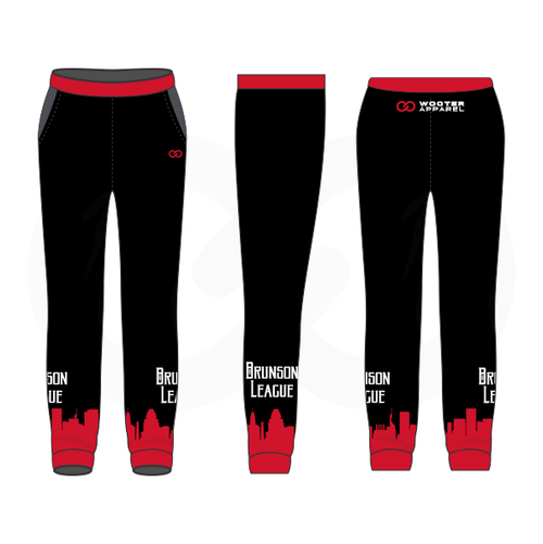 Brunson League Sweat Pants