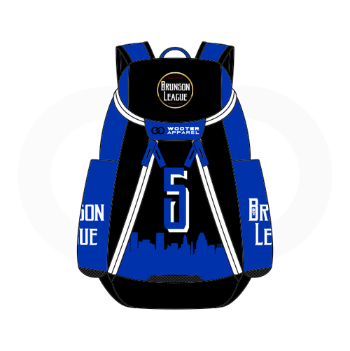Brunson League Backpack