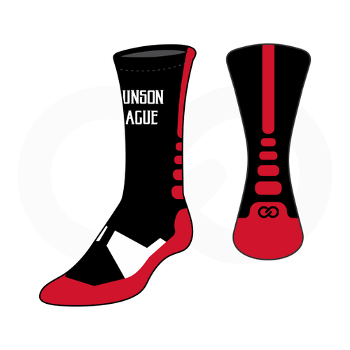 Brunson League Socks