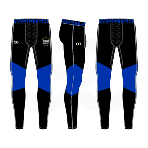 Brunson League Compression Tights