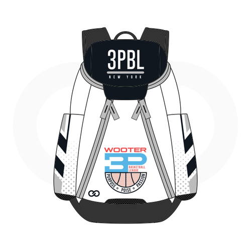 3PBL Nets Basketball Backpack
