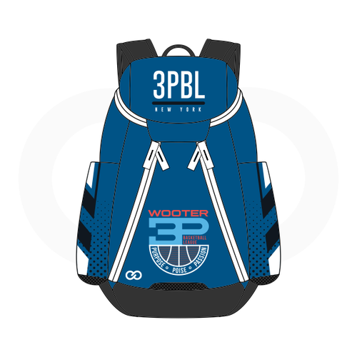 3PBL Magic Basketball Backpack