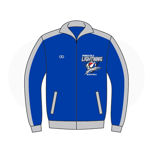 Penascola Lightning Warmup Jacket
