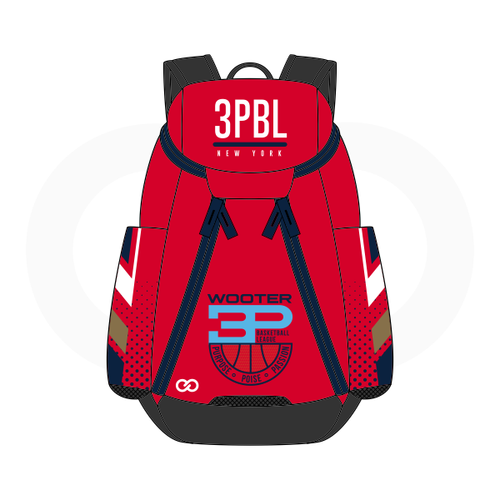 3PBL Pelicans Basketball Backpack