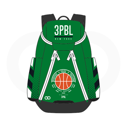 3PBL Celtics Basketball Backpack