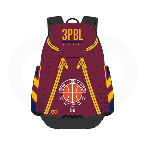 3PBL Cavs Basketball Backpack