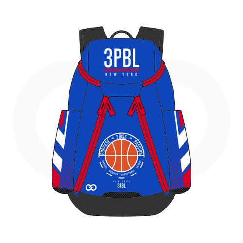 3PBL 76ers Basketball Backpack