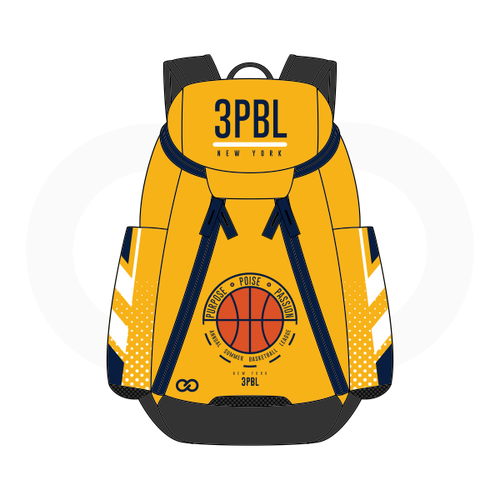 3PBL Pacers Basketball Backpack
