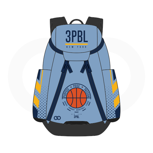 3PBL Grizzlies Basketball Backpack