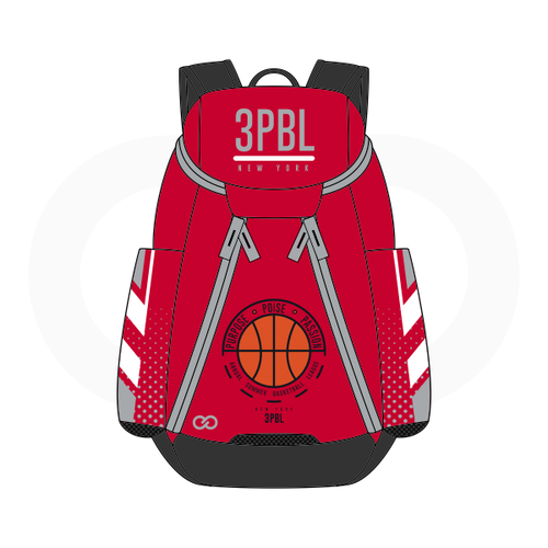3PBL Rockets Basketball Backpack