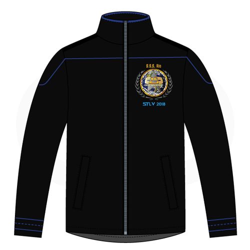 USS RIO STLV 2018 Warm Up Jacket