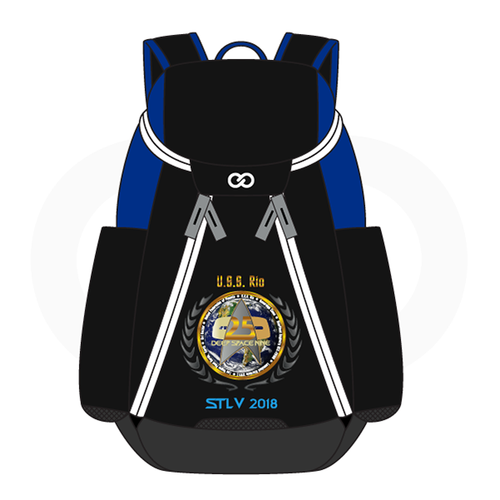 USS RIO STLV 2018 Backpack