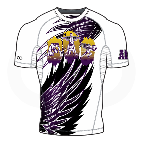 Grant You Wings Mens Compression Shirt