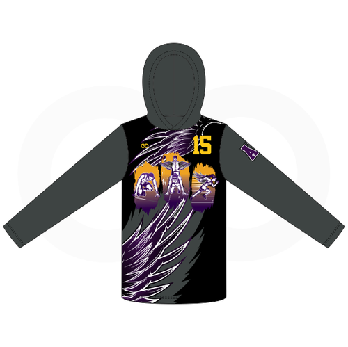 Grant You Wings Hooded T-Shirt