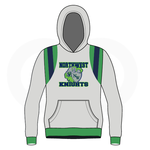 Northwest Knights Football Hoodie