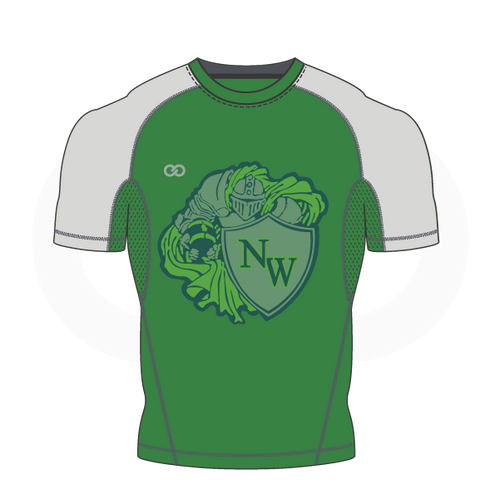 Northwest Knights Football Compression Shirt