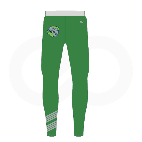 Northwest Knights Football Compression Tights