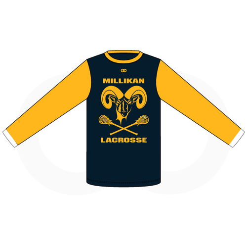 Millikan Lacrosse Long Sleeve Shirt