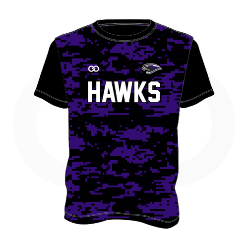 South Augusta Hawks Short Sleeve Shirt