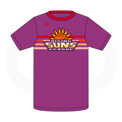 Rising Suns League T Shirt