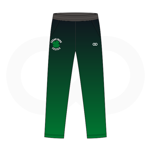 Cedar Celtics Basketball Warmup Pants