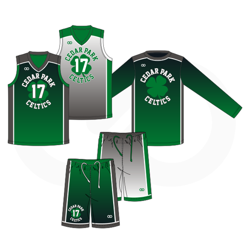 Cedar Celtics Basketball Pro Package