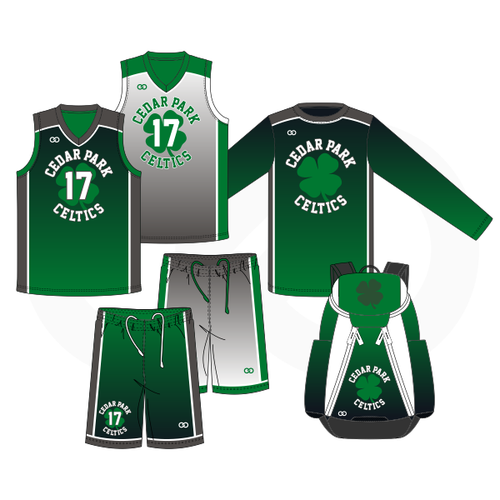 Cedar Celtics Basketball All-Star Package