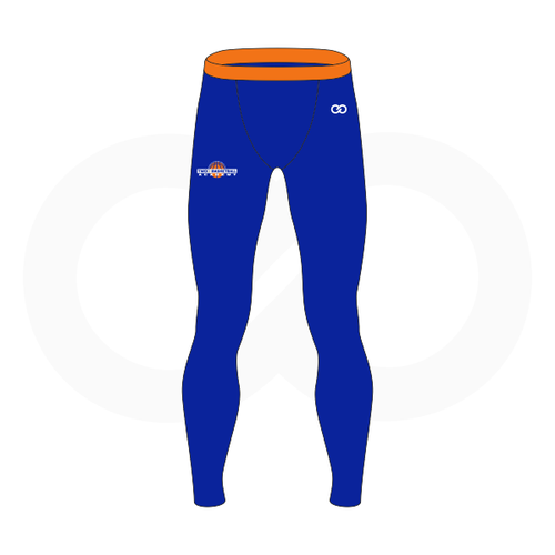 Two01 Basketball Compression Tights
