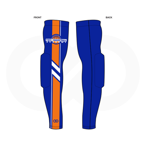 Two01 Basketball Padded Compression Arm Sleeve