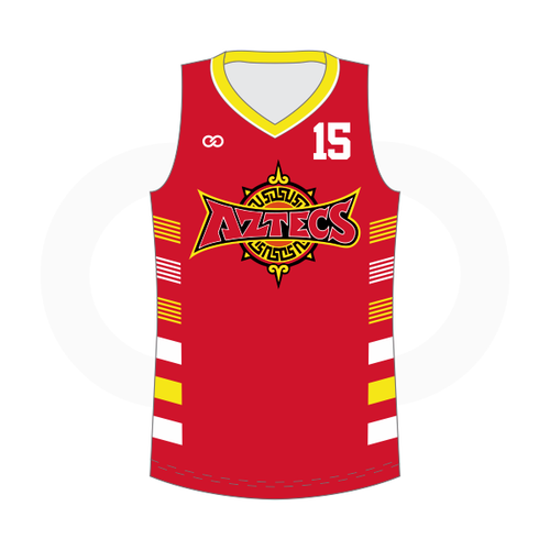 Club One Aztecs Reversible Uniform