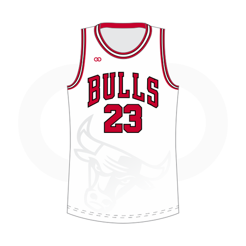 Club One Bulls Reversible Uniform