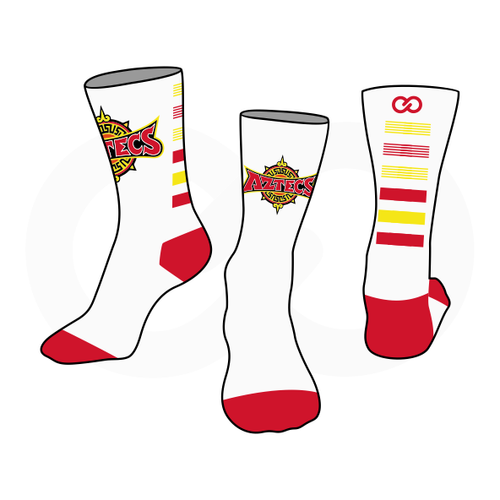 Club One Aztecs Socks