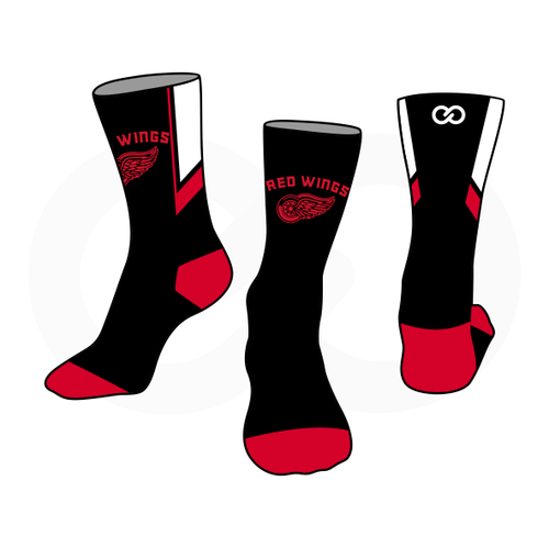 Club One Redwings Socks