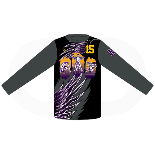 Grant You Wings Long Sleeve Shooting Shirt