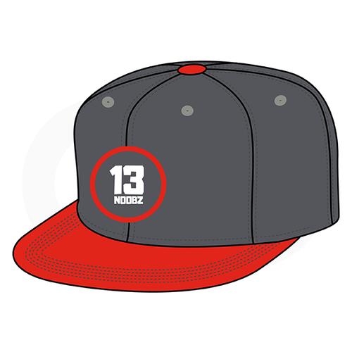 13 Noobz Cap